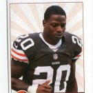 MONTARIO HARDESTY 2013 Panini Sticker #95 Browns TENNESSEE Vols