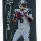 MARK SANCHEZ 2013 Panini Sticker FOIL #50 New York NY Jets USC Trojans QB