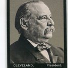GROVER CLEVELAND 2008 Topps Mayo #145 President