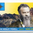 JOHN WESLEY POWELL 2009 Topps Heritage #17 Explorer