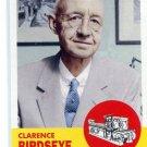 CLARENCE BIRDSEYE 2009 Topps Heritage #49 Inventors