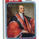 JOHN JAY 2009 Topps Heritage #75 Jurist