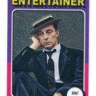 BUSTER KEATON 2009 Topps Chrome Heritage SP #C85 Entertainer #d/1776