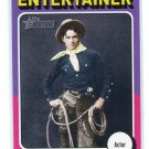 WILL ROGERS 2009 Topps Heritage #89 Entertainer