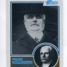 FRANK WOOLWORTH 2009 Topps Chrome Heritage SP #C99 Industrialist #d/1776