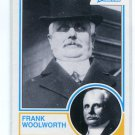 FRANK WOOLWORTH 2009 Topps Heritage #99 Industrialist
