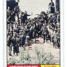 COMPLETION OF THE FIRST TRANSCONTINENTAL RAILROAD 2009 Topps Heritage #113
