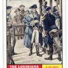 THE LOUISIANA PURCHASE 2009 Topps Heritage #107