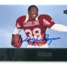 GEORGE ROGERS 2011 UD College Football Legends #23 AUTO South Carolina Gamecocks HEISMAN
