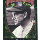 MILLER HUGGINS 2013 Panini Cooperstown GREEN CRYSTAL SHARD Parallel #18 New York NY Yankees
