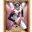 MATT RYAN 2013 Topps 4000 Yard Club #5 INSERT Falcons BOSTON COLLEGE QB