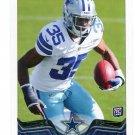 JOSEPH RANDLE 2013 Topps #114 ROOKIE Dallas Cowboys OKLAHOMA STATE