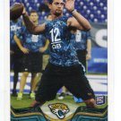 MATT SCOTT 2013 Topps #21 ROOKIE Jaguars ARIZONA Wildcats QB
