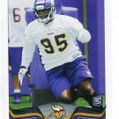 SHARRIF FLOYD 2013 Topps #257 ROOKIE Vikings FLORIDA Gators