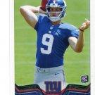 RYAN NASSIB 2013 Topps #159 ROOKIE New York NY Giants SYRACUSE Orange QB