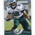 MIGUEL MAYSONET 2013 Topps #278 ROOKIE Eagles