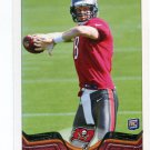 MIKE GLENNON 2013 Topps #43 ROOKIE Buccaneers NORTH CAROLINA NC STATE Wolfpack QB