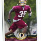 DAVID AMERSON 2013 Topps #376 ROOKIE Redskins NORTH CAROLINA NC STATE Wolfpack