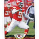 TAMBA HALI 2013 Topps #171 KC Chiefs PENN STATE Nittany Lions