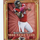 RODDY WHITE 2013 Topps 1000 Yard Club INSERT #15 Falcons