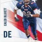 CALEB BLUIETT 2012 Upper Deck UD USA Football #7 Texas Longhorns DE