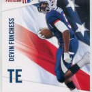 DEVIN FUNCHESS 2012 Upper Deck UD USA Football #15 Michigan Wolverines TE