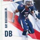 RAY BUCHANAN Jr. 2012 Upper Deck UD USA Football #37 Arkansas Razorbacks CB