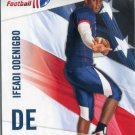 IFEADI ODENIGBO 2012 Upper Deck UD USA Football #23 Northwestern Wildcats DE