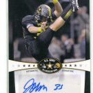 JOHNNY TOWNSEND 2013 Leaf Army All-American AUTO Ohio State Buckeyes PUNTER #d/50