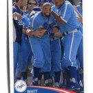MATT KEMP 2012 Topps MLB Sticker #303 Dodgers