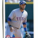 ELVIS ANDRUS 2012 Topps MLB Sticker #122 Texas Rangers