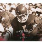 STEVE DAVIS 2011 UD College Football Legends #30 Oklahoma Sooners QB