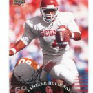 JAMELLE HOLIEWAY 2011 UD College Football Legends #50 Oklahoma Sooners QB