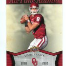 NATE HYBL 2011 UD College Football Legends All-Time Alumni INSERT Oklahoma Sooners QB
