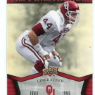 BRIAN BOSWORTH 2011 UD College Football Legends All-Time Alumni INSERT Oklahoma Sooners SEAHAWKS