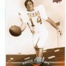 EDDIE PHILLIPS 2011 UD College Football Legends #23 Texas Longhorns QB