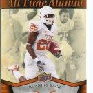 JAMAAL CHARLES 2011 UD College Football Legends All-Time Alumni INSERT Texas Longhorns KC CHIEFS