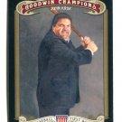 JOHN KRUK 2012 Upper Deck UD Goodwin Champions #109 Philadelphia Phillies