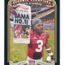 TRENT RICHARDSON 2012 Upper Deck UD Goodwin Champions #96 ROOKIE Alabman Tide BROWNS Colts