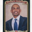 GRANT HILL 2012 Upper Deck UD Goodwin Champions #17 Duke Blue Devils
