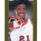 DOMINIQUE WILKINS 2012 Upper Deck UD Goodwin Champions GREEN LUCKY LADY MINI SP #135 Hawks