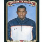 CHRIS SINGLETON 2012 Upper Deck UD Goodwin Champions #7 ROOKIE Wizards FLORIDA STATE