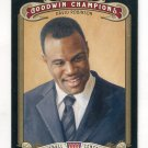 DAVID ROBINSON 2012 Upper Deck UD Goodwin Champions #63 San Antonio Spurs NAVY