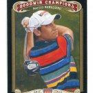 MATTEO MANASSERO 2012 Upper Deck UD Goodwin Champions #61 PGA Golf