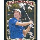 MARTIN LAIRD 2012 Upper Deck UD Goodwin Champions #14 PGA Golf