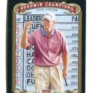 STEVE STRICKER 2012 Upper Deck UD Goodwin Champions #60 PGA Golf
