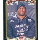 ALISTAIR OVEREEM 2012 Upper Deck UD Goodwin Champions #43 MMA UFC