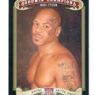 MIKE TYSON 2012 Upper Deck UD Goodwin Champions #102 Boxing