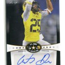 ANTWUAN DAVIS 2013 Leaf Army All-American AUTO Texas Longhorns CB #d 13/50