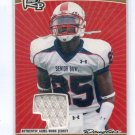 HARRY DOUGLAS 2008 Topps Rookie Progression JERSEY #PSR-HD Falcons LOUISVILLE Cardinals #d/189